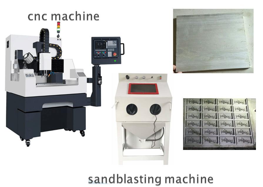 Mold Making Machine