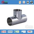 Sanitary Tee Stainless Steel Threaded Reducing Tees