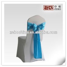 Eco-friendly durable direct factory made custom hotel dining chair covers