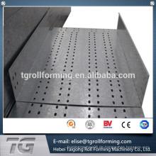 Trapezförmige Kabelrinne Leiter Rollmaschine mit hoher Ressourceneffizienz