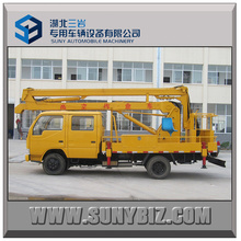 Dongfeng DFAC 18m High Operation Platform Truck with Articulated Booms