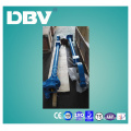 Wcb Buried Extended Neck Triple Offset Wafer Butterfly Valve