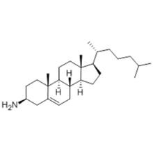 Cholest-5-en-3-amine,( 57271212,3b)- CAS 2126-93-4
