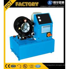 Máquina de friso da mangueira hidráulica terminal profissional do fabricante