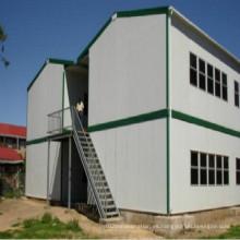 Contenedor de oficina prefabricado para edificio de oficinas (KXD-CH1509)