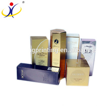 Customized color!Top Quality Popular Cardboard Cosmetic Box Packaging