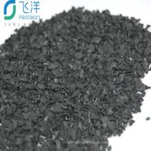 Carvão ativado à base de casca de coco 6x12 mesh