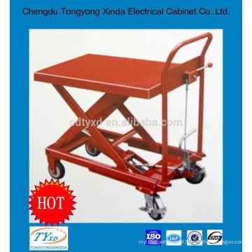 2014 professional ODM custom hydraulic lift table