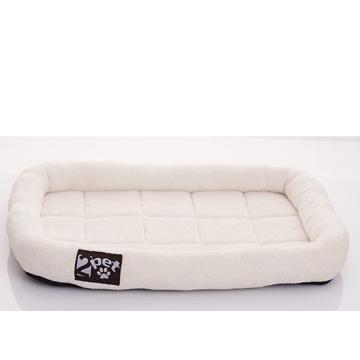 Мягкая мягкая флисовая кровать для животных