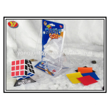 magic puzzle cube with cube holder