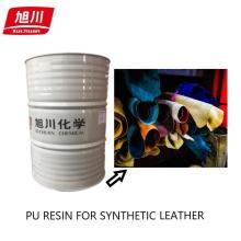 Resinas Pu para fabricação de couro pvc