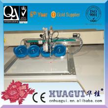 HUAGUI baixo preço mini costura cristal aplicador máquina strass