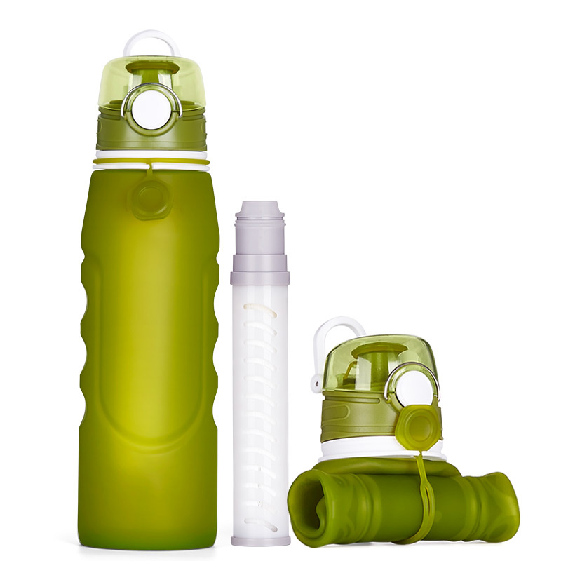 Army Filter Water Bottle