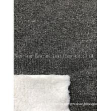 Knitted Bonded Rabbit Hair Esfh-1045-5