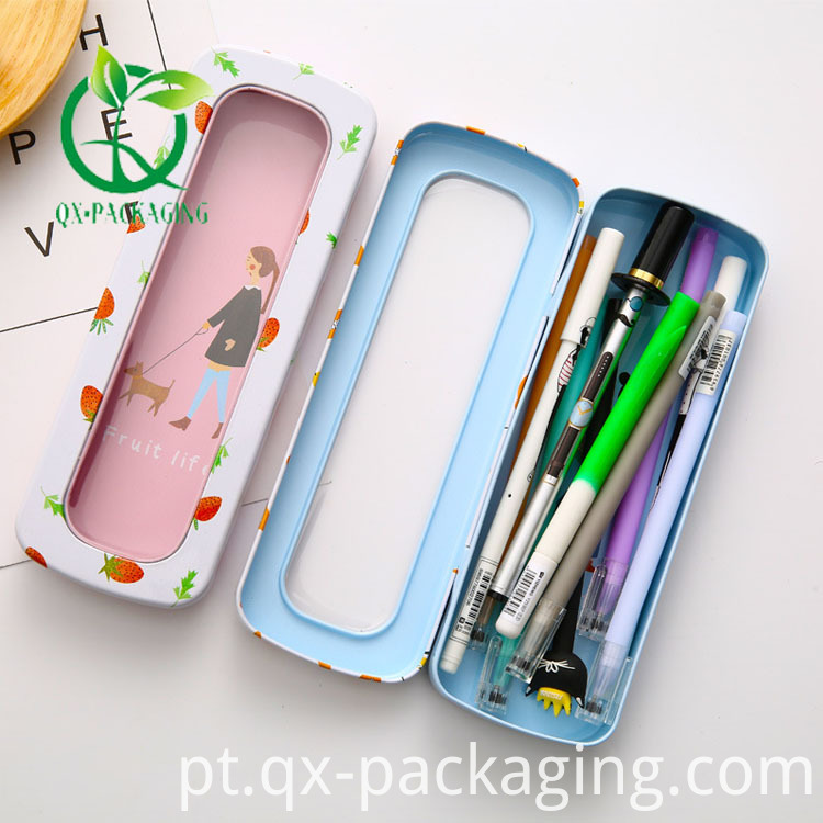 Metal Pencil Case