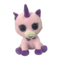 Beanie Boo Unicorn Plush Pink
