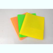A4 PP портативная папка high-end пользовательская папка
