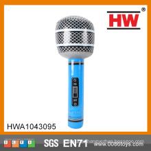 Lustiges großes Micropone 65CM aufblasbares Mikrofon