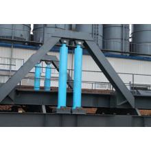 Многоступенчатые телескопические гидравлические цилиндры