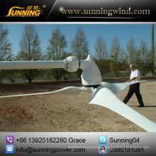 Turbine éolienne de 5000W pour le système d'alimentation hybride