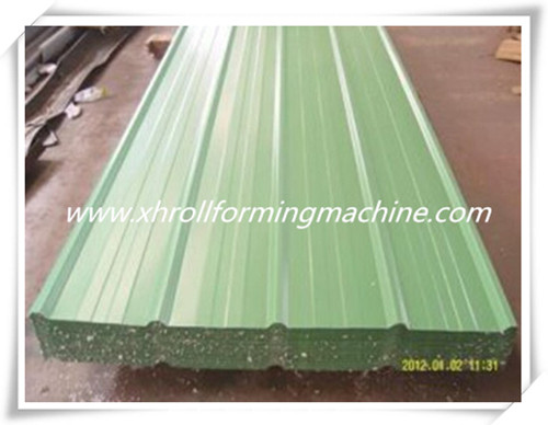 Roof Tile Rolling Forming Machine