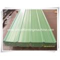 Verzinktem Metall Flachdachabdichtung Blatt Roll Forming Preise für Maschinen