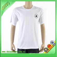 Китай Производство оптовая пользовательских печати мужчин футболки