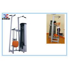 Entrenadores brazo flexión y extensión mentón y dip assist / asistida mentonera máquina