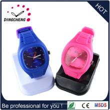Reloj de moda Silicon Band Jelly Style Kids Watches (DC-1310)
