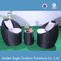Design de forma de lazer Outdoor Furniture Rattan Chair