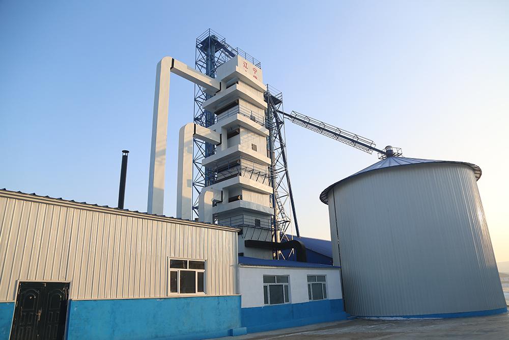 Paddy Dryer Tower