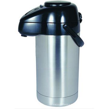 Aço inoxidável de alta qualidade isolado Airpot