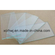 China Cr 39 Anti Spatter Lente de cubierta para soldadura, Beschermglas Cr39, Spatglas Voorkant Cr-39 Lente, Vorsatzscheiben Cr39, Cr 39 Lente de la cubierta de soldadura