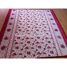 Flannel Blanket With Love Roses Blanket