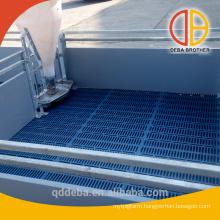 PVC panel weaning crates popular warm keeping pig nursery crates Deba pig equipment