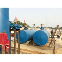 Usina de reciclagem de óleo de resíduos de pirólise popular para salao