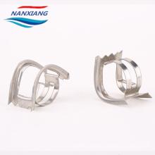 Alta qualidade ss304, 306l cascata de metal mini anel