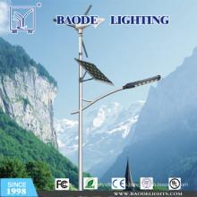 7-12 Meter Doppelte und gleiche Höhe Arm Street Lighting Pole