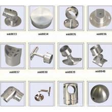 Piezas de acero inoxidable de fundición de precisión con pulido