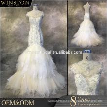 La alta calidad 2016 de la manera embroma los vestidos de boda en venta