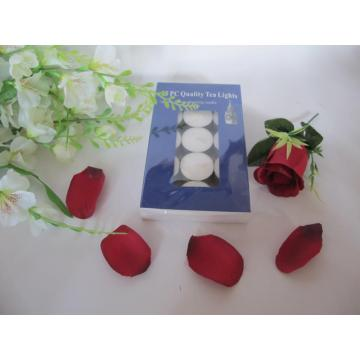 23g Wholesale White Tealight Candle