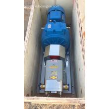 3RP mechanical seal sanitary rotary lobe pump