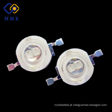 a alta potência uv dupla das microplaquetas 5w 420nm do brilho alto da promoção conduzida para cresce luzes