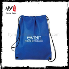 Fashion style non woven drawstring laundry bag with great price