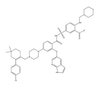 Potent and Selective Bcl-2 Inhibitor ABT-199 CAS 1257044-40-8