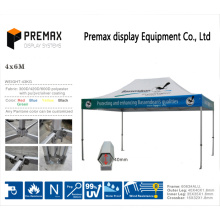 Outdoor High-Quality Portable Foldable 4X6m Polyester Gazebo/Tent