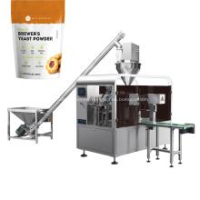 Yeast Powder Rotary Premade Bag Packing Machine