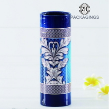 Cosmetic package round boxes cosmetic tube
