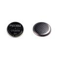 Bateria de lítio recarregável 3v bateria cr2032 com abas de solda