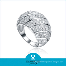New Design Big 925 Sterling Silver Ring for Discount (R-0565)